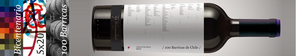 100 Barricas