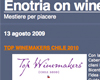 Web Enotria on wine