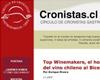 Web Cronistas.cl